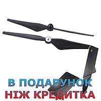 Пропелери для квадрокоптера Phantom 3, 2 з вуглепластика вуглепластик