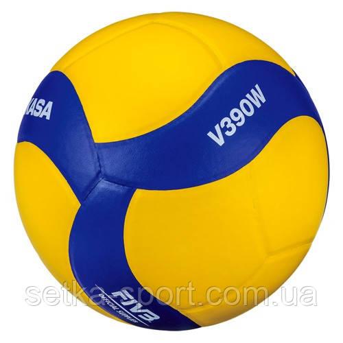 М'яч для волейболу Mikasa MVA390 (оригінал)
