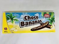 Конфеты шоколадные Mister Choc со вкусом банана 300 г, фото 1
