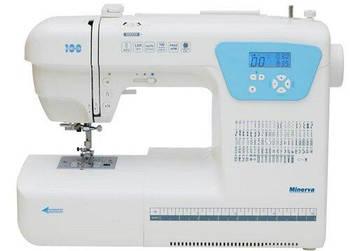 Швейная машина MINERVA Performance 100