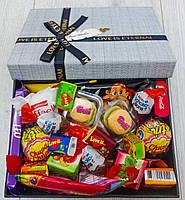 """Подарочный набор сладостей в коробке """"Sweet Love3"""""""