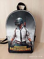 Городской рюкзак PUBG для школьника подростка молодежный, фото 1