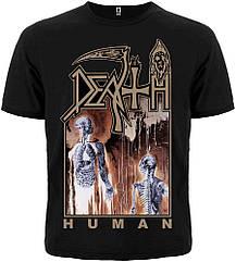"Футболка Death ""Human"", Размер XXL"