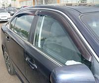 Ветровики на  Kia Magentis II 2006-2010/Optima III 2005-2010