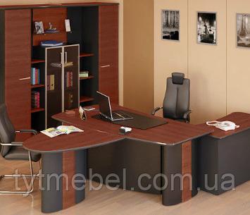 современная офисная мебель для руководителя