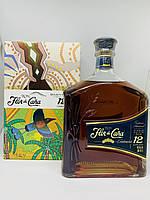 """Ром Flor de Caña """"Centennial"""" 1л, фото 1"""