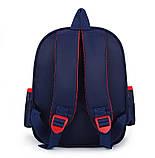 Дошкольный детский рюкзак трансформеры для мальчика дошкольника 2-3-4 года, 5 лет, городской, в садик, фото 4