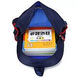 Дошкольный детский рюкзак трансформеры для мальчика дошкольника 2-3-4 года, 5 лет, городской, в садик, фото 9