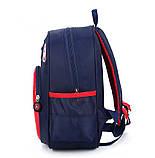 Дошкольный детский рюкзак трансформеры для мальчика дошкольника 2-3-4 года, 5 лет, городской, в садик, фото 2