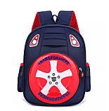 Дошкольный детский рюкзак трансформеры для мальчика дошкольника 2-3-4 года, 5 лет, городской, в садик, фото 3