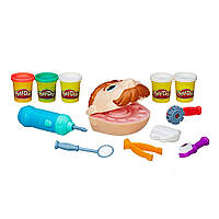Набор для творчества Hasbro Play-Doh Мистер Зубастик (B5520) лепка | Набір для творчості Містер Зубастик