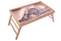 Столик для завтрака в постели PN01 бочонок