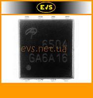 Микросхема Alpha & Omega Semiconductor AON6504