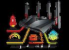 Беспроводной маршрутизатор (роутер) ASUS RT-AC88U с поддержкой AiMesh, фото 8