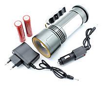 Ліхтар-прожектор Police WD-332 ( 2x18650/T6/158000W )