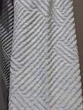 Мужской свитер Vip Stones воротник стойка Турция Молочный, фото 9