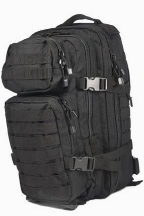 Штурмовой рюкзак 20л система Molle MilTec Assault чёрный 14002002, фото 2