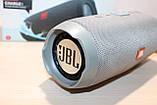 Колонка JBL Сharge 3 (PowerBank) Grey, фото 3