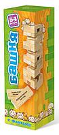 Настольная игра Башня для детей (Нескучные игры)