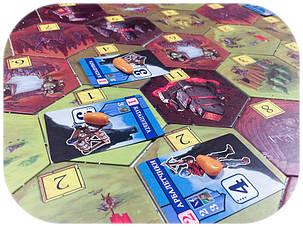 Настольная игра Герои тёмных земель, фото 2