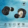 Беспроводные наушники Syllable S115 Black AptX TWS двудрайверная гарнитура, фото 3