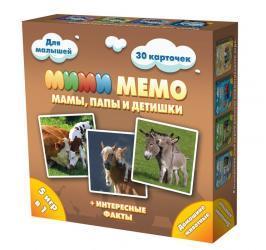 Настольная игра Ми-Ми-Мемо Домашние животные