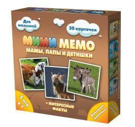 Настольная игра Ми-Ми-Мемо Домашние животные, фото 2