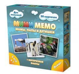 Настольная игра Ми-Ми-Мемо Птицы, фото 2