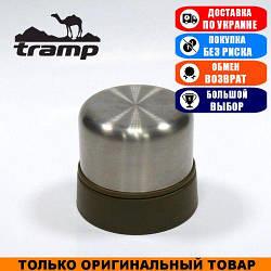 Крышка для термоса Tramp Expedition Line 027-031. Оливковый. Термос Трамп TRC-027-031-KRB-green.