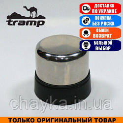 Крышка для термоса Tramp Expedition Line 027-031. Черная. Термос Трамп TRC-027-031-KRB-black.