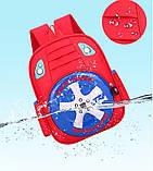 Рюкзак детский дошкольный трансформеры для мальчика дошкольника 2 - 3 - 4 года - 5 - 6 лет, городской, в садик, фото 2