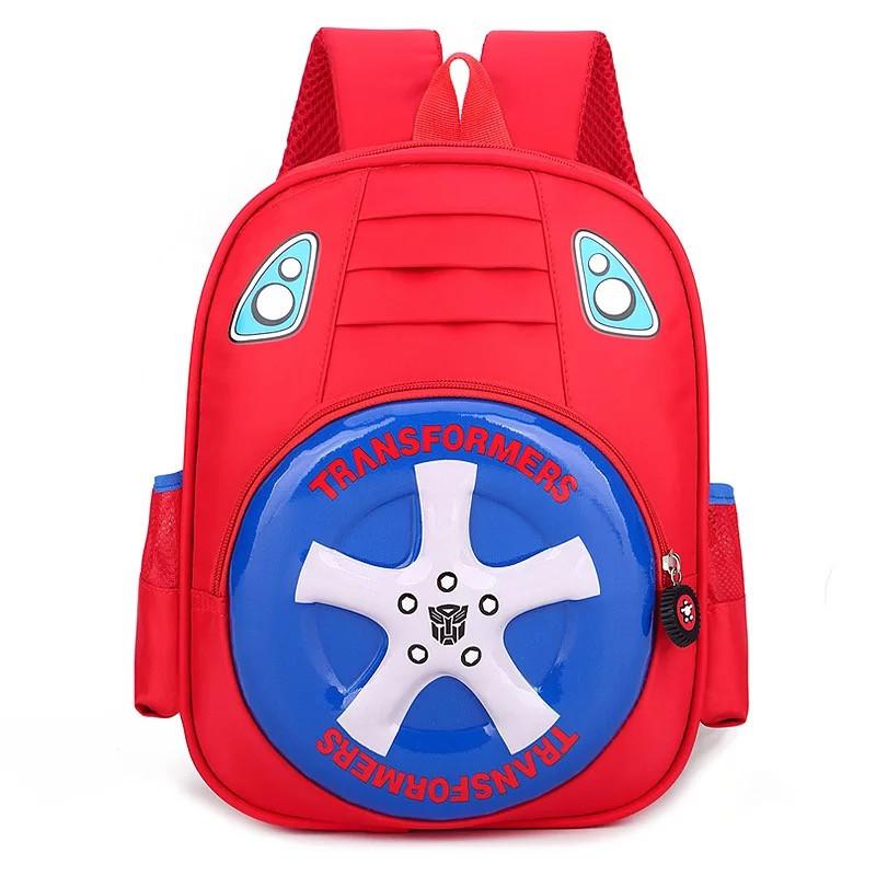 Рюкзак детский дошкольный трансформеры для мальчика дошкольника 2 - 3 - 4 года - 5 - 6 лет, городской, в садик