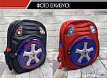 Рюкзак детский дошкольный трансформеры для мальчика дошкольника 2 - 3 - 4 года - 5 - 6 лет, городской, в садик, фото 5