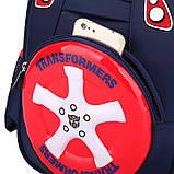 Рюкзак детский дошкольный трансформеры для мальчика дошкольника 2 - 3 - 4 года - 5 - 6 лет, городской, в садик, фото 7