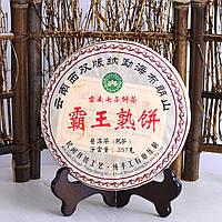 Китайський Чай Шу Пуер Лао Бань Чжан 2008 357г