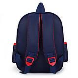 Рюкзак детский дошкольный трансформеры для мальчика дошкольника 2 - 3 - 4 года - 5 - 6 лет, городской, в садик, фото 6