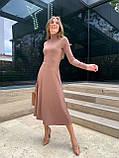 Платье женское нарядное длинное, фото 6