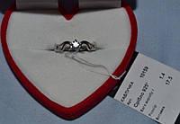 Серебряное кольцо  925 пробы родированное , фото 1