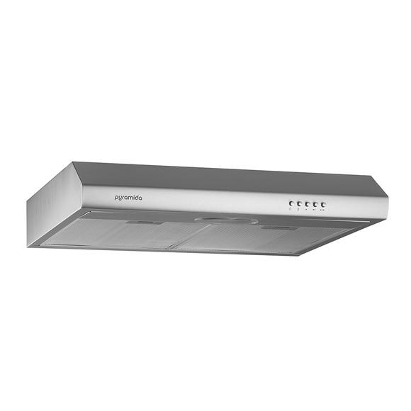 Вытяжка кухонная плоская PYRAMIDA UX 60 IX