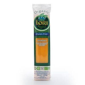 Спагетти кукурузно-рисовые LORI Spaghetti #2003, 340 г