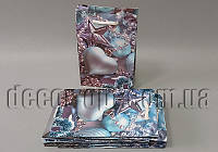 Подарочные картонные пакеты 175х115х50мм/1шт