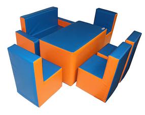 Комплект детской мебели KIDIGO Гостинка