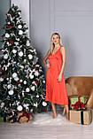 Платье женское шелковое, фото 3