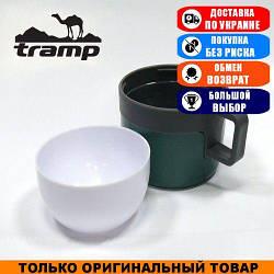 Крышка для термоса Tramp Green line 1,2 - 1,5. Термос Трамп TRC-095-097-KRB.