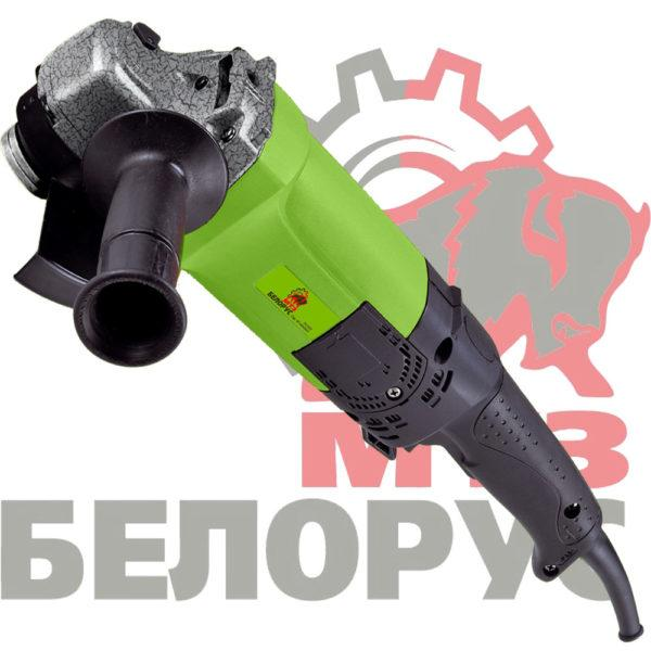 Угловая шлифовальная машина Белорус МШУ 180-2700М болгарка