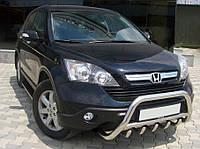 Honda CRV Передняя защита WT003 (дуга) шт.