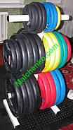 Блин обрезиненный Stein 10 кг, фото 2