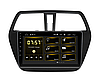 "Автомагнитола штатная Incar DTA-0702 Suzuki SX4 2014+ Android 10 9""+Navi"