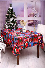 Скатертина Новорічна 120-150 «Merry Christmas»