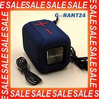 Портативная Bluetooth колонка Hopestar P16 / блютуз / мощная и качественная / недорогая